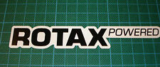 ROTAX POWERED BOMBARDIER SEADOO JETSKI QUAD KART STICKERS DECALS