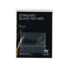 Wacom Refill Pen Nibs ituous 4 series nibs 5 pack BLACK ACK-20001