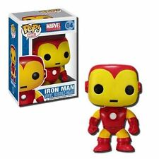 Funko POP! Marvel: Iron Man - Stylized Vinyl Bobble-Head Figure Tony Stark NEW