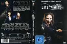 4 DVDs * LOST GIRL- DIE KOMPLETTE STAFFEL /  SEASON 5 # NEU OVP