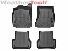 WeatherTech® Floor Mats FloorLiner for Audi RS7 - 2014-2016 - Black