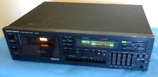 Vector Research VCX-650 Cassette Deck Recorde, Japanese, See Video !