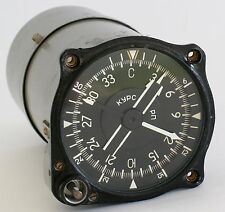 Vintage Russian Aircraft Compass Indicator #1