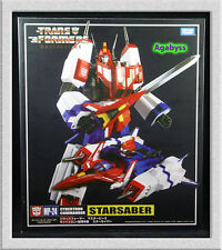 Takara Tomy Transformers Masterpiece Starsaber MP-24 Star Saber in USA NOW!!
