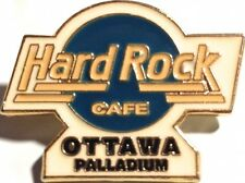 Hard Rock Cafe OTTAWA PALLADIUM 1996 Pre-Unification HRC Logo PIN #24962 Shilo