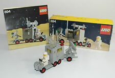 Lego 894 Vintage Space Classic Mobile Ground Tracking Station with Original Box