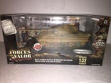 Forces of Valor 1:32 Scale, German King Tiger, Normandy 1944 (NIB) 80001