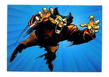 Comic Images 1992 Wolverine From Then 'Til Now II Base Card #83 Barbaric
