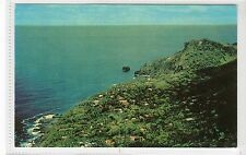 SHIP LANDING POINT, BOUNTY BAY: Pitcairn Island postcard (C16343)