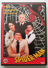 1977 Spiderman Complete Live action TV Series 4 DVD set