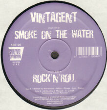 VINTAGENT - Smoke On The Eau / Rock 'n' Roll - Sound Division