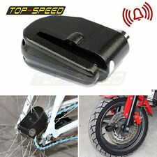 6mm Motorcycle Bike Scooter Anti-theft Brake Disc Wheel Alarm Security Lock Loud