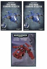 Adeptus Astrates, Space Marines: Storm Wing -  from Games Workshop