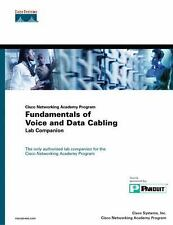 Fundamentals of Voice and Data Cabling Lab Companion (Cisco Networking Academy P