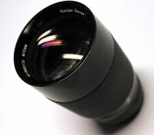 Vivitar 200mm F3.0 Series 1  Nikon F mount lens  Fast Telephoto- Sharp lens!