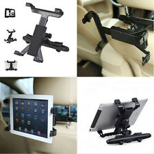 Universal In Car Headrest Seat Mount Holder Stand Cradle For Tablet