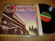 Manhattan Transfer - The Best Of - LP Record  EX EX
