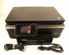 HP Photosmart 6515 All In One Wireless Inkjet Printer Copier Scanner Fax USB A+