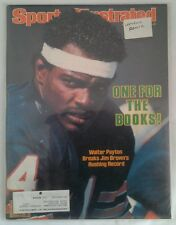 Sports Illustrated - One For The Books - Walter Payton