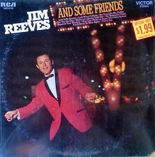 JIM REEVES - AND SOME FRIENDS - RCA LBL - 1969 LP - STILL SEALED