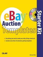 eBay Auction Templates Starter Kit (One Off)-ExLibrary