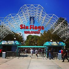 up$43 OFF Six Flags Magic Mountain Ticket $37.99  FREE PARKING Discount