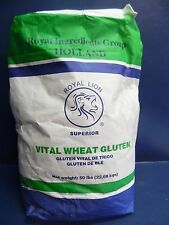 Large Bulk Buy VITAL WHEAT GLUTEN 50 LBS Royal Lion Ingredients Superior Holland