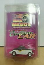 Hot Headz Limited Edition Custom Car 23 of 50 Designed & Signed by Todd Hoffman