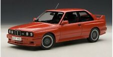 AUTOArt 1/18 BMW M3 E30 Sport Evolution Red Ref 70561