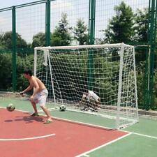 6*4ft Football Soccer Goal Post Net 1.8*1.2m For Sports Training Match Outdoor