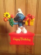 SMURF - SMURF A GRAM - HAPPY BIRTHDAY