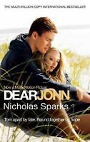 Dear John by Nicholas Sparks (Paperback, 2010, free postage with tracking)