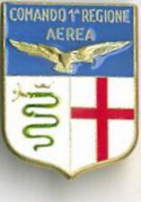 DISTINTIVO AERONAUTICA MILITARE ITALIANA - COMANDO 1^ REGIONE AEREA - MACH 2