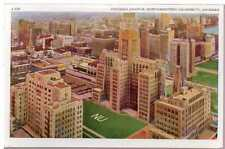 1920 Postcard Northwestern University Chicago Illinois Medical Campus Unposted
