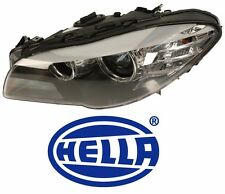 BMW F10 528i 535i 550i xDrive Driver Left Headlight Assembly Halogen HELLA