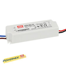 MEAN WELL [PowerNex] LPV-20-5 5V 3A Single Output Power Supply LED DRIVER IP67