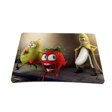 Fruits Anti-Slip Laptop Computer Mice Pad Mat Mousepad For Optical Laser Mouse