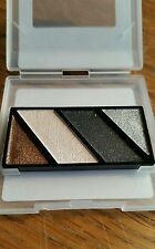 Mary Kay  Mineral Eye Color Quad BLACK ICE Limited Edition  Smoky eye look