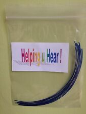 Hearing Aid Tube Cleaning Rods for Micro Tube Hearing Aids- Phonak or similar