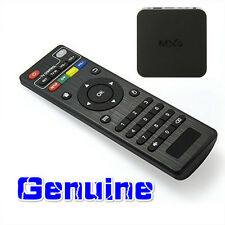 For MXQ M8 M8S KODI XBMC Quad Core Android Smart TV BOX Remote Control Uk Stock