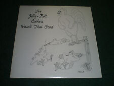 Wasn't That Good The Jelly-Roll Cookers~RARE Private 1986 Blues Jazz~FAST SHIP!