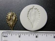 Leaf Polymer Clay Mold (#MD1095)