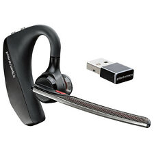 New Genuine Plantronics Voyager 5200 UC Monaural In-Ear Headset - Black