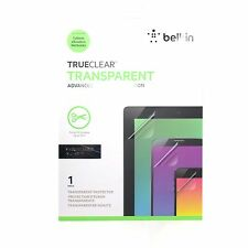 """BELKIN SCREEN PROTECTOR FOR TABLET UP TO 12.6"""" UNIVERSAL CLEAR 1PK NEW F8M729BT"""