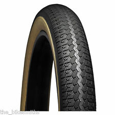 "Vee Tire Chicane Skin Wall 26""x 3.5"" Folding Street S-Slick Fast Fat Bike Rubber"
