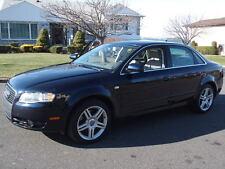Audi: A4 2007.5 4dr S