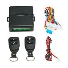 Universal Car Door Lock Keyless Entry System Remote Central Control Box Kit C4I5