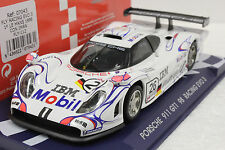 FLY 112 PORSCHE GT1 98 EVO 3 CAR 25,000 RPM MOTOR LE MANS 98' NEW 1/32 SLOT CAR
