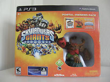 Skylanders Giants Portal Owners Pack for Sony PS3 #zMC  047875844766 NEW IN BOX