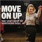Various Artists - Move on Up (The Very Best of Northern Soul) (3 x CD 2015)